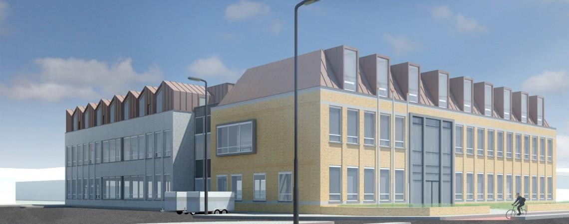 Transformatie kantoorkolos Aalsterweg Eindhoven